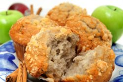 Apple Spice Muffin